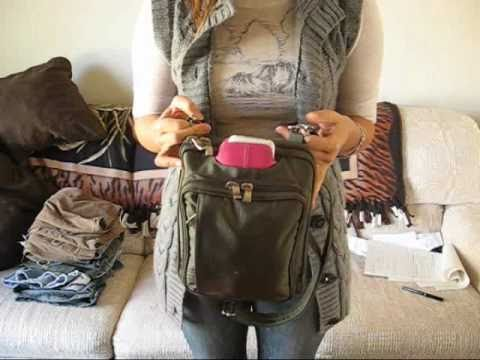 A concealed carry GUN PURSE that I actually like!!