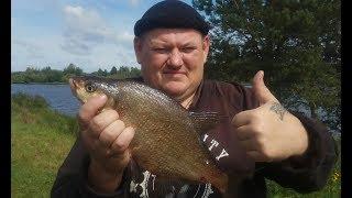 Рыбалка на донки,уроганный ветер и сильный дождь не помешали половить рыбки,на пенопласт,сало и мед