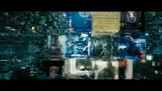 Avengers Age of Ultron: Rise Of Ultron scene😉