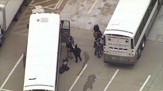 Immigrant agents arrest 280 at Texas company