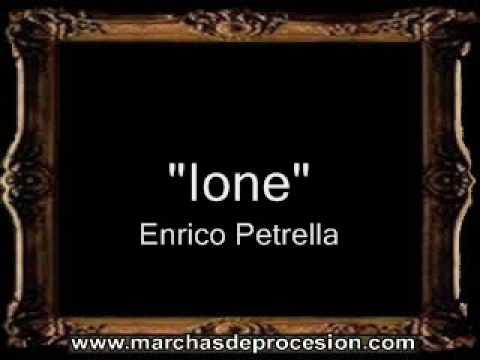 Ione - Enrico Petrella y Álvaro Milpager Díaz [BM]
