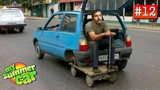 FENNİ MUAYENEYE GİDİYORUZ!! My Summer Car Türkçe #12