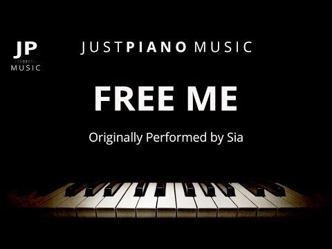 Free Me (Piano Accompaniment) Sia