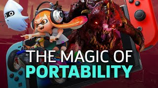 The Nintendo Switch And The Magic Of Portability