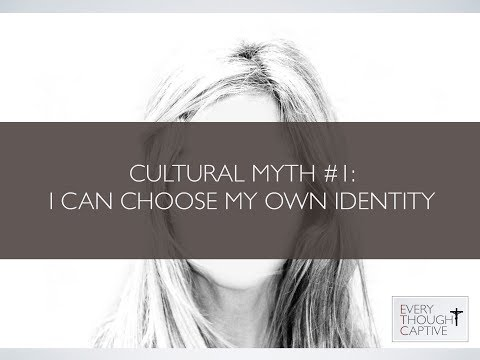 Cultural Myth #1: I Can Choose My Own Identity