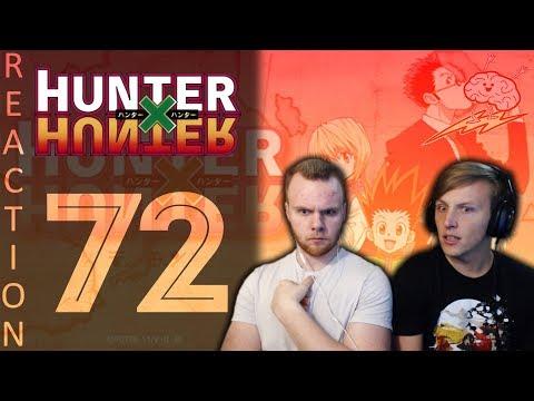 SOS Bros React  HunterxHunter Episode 72  Buying Time