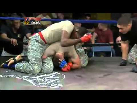 Military Combatives MMA - 2010 Close Combat:  Middleweights  - The Pentagon Channel