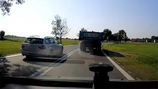 Bezmyślny kierowca bmw