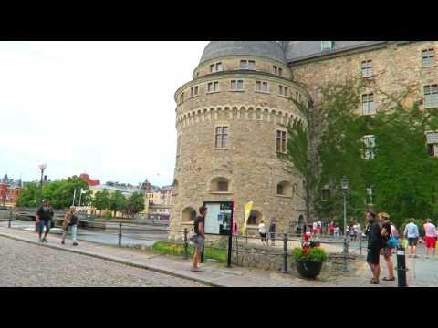 Stunning Örebro Castle - Sweden