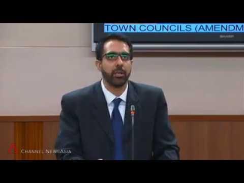 MP Pritam Singh on Town Councils Amendment Bill - 10Mar2017
