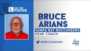 Buccaneers HC Bruce Arians Talks Tom Brady, Jameis & More w/ Rich Eisen | Full Interview | 3/24/20