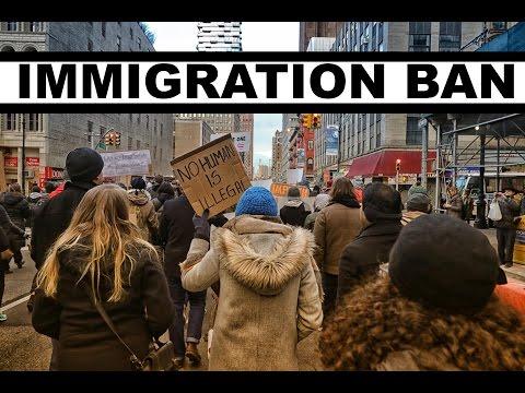 Immigration Ban Jan 2017