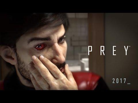Prey: tráiler de presentación del E3 de 2016