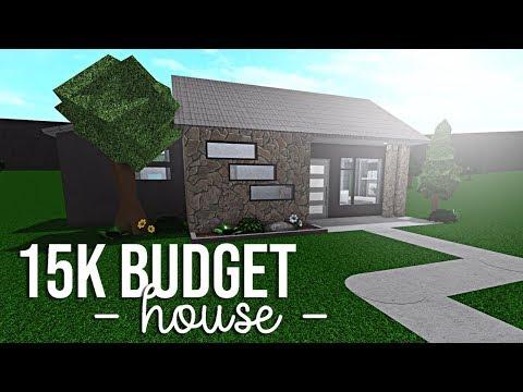 BLOXBURG    15k Budget House