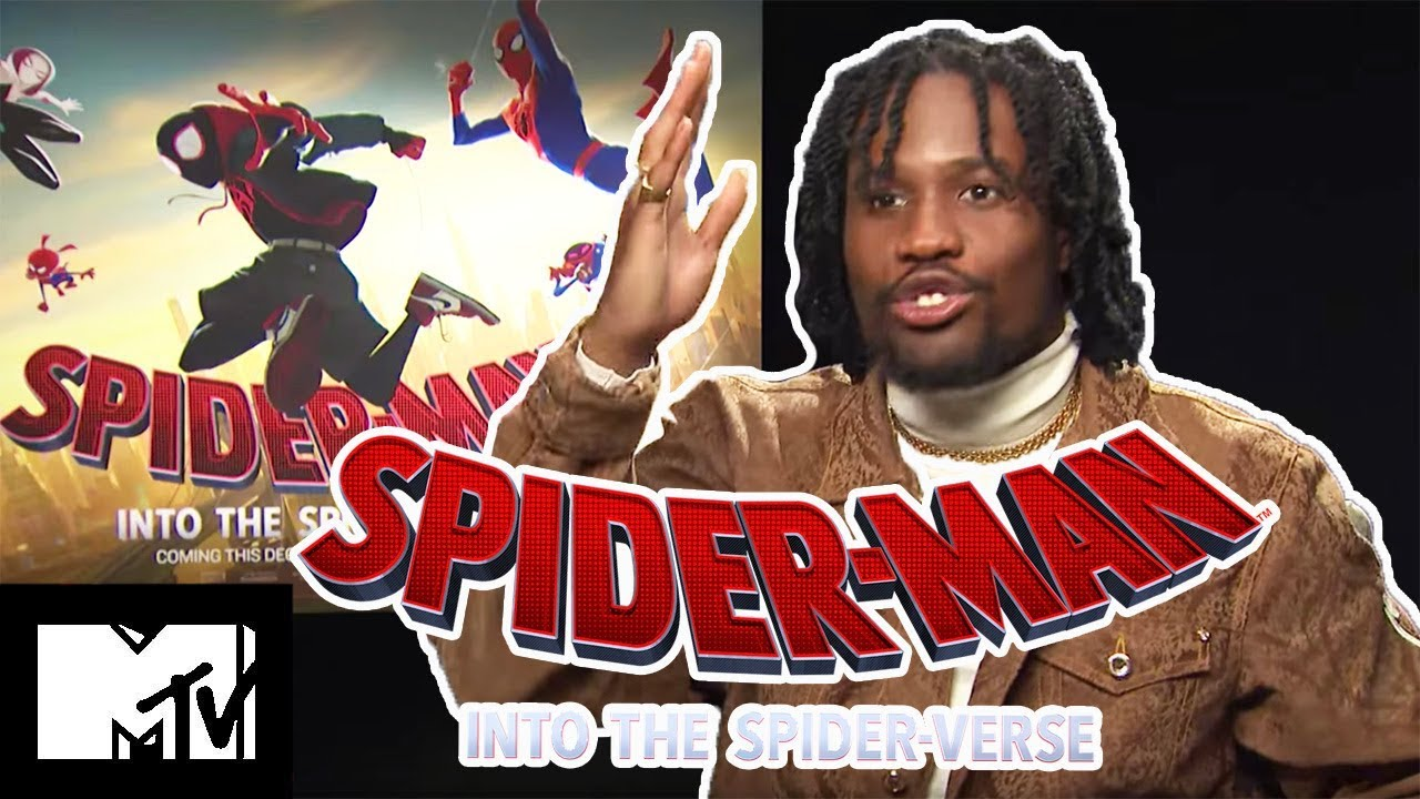 Shameik Wants To Be Spider-Man In Avengers Endgame | Spider-Man: Into The Spider-Verse | MTV Movies