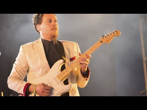 Metronomy  The Look  at T in the Park 2014