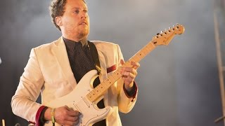 Metronomy The Look Live At T In The Park 2014