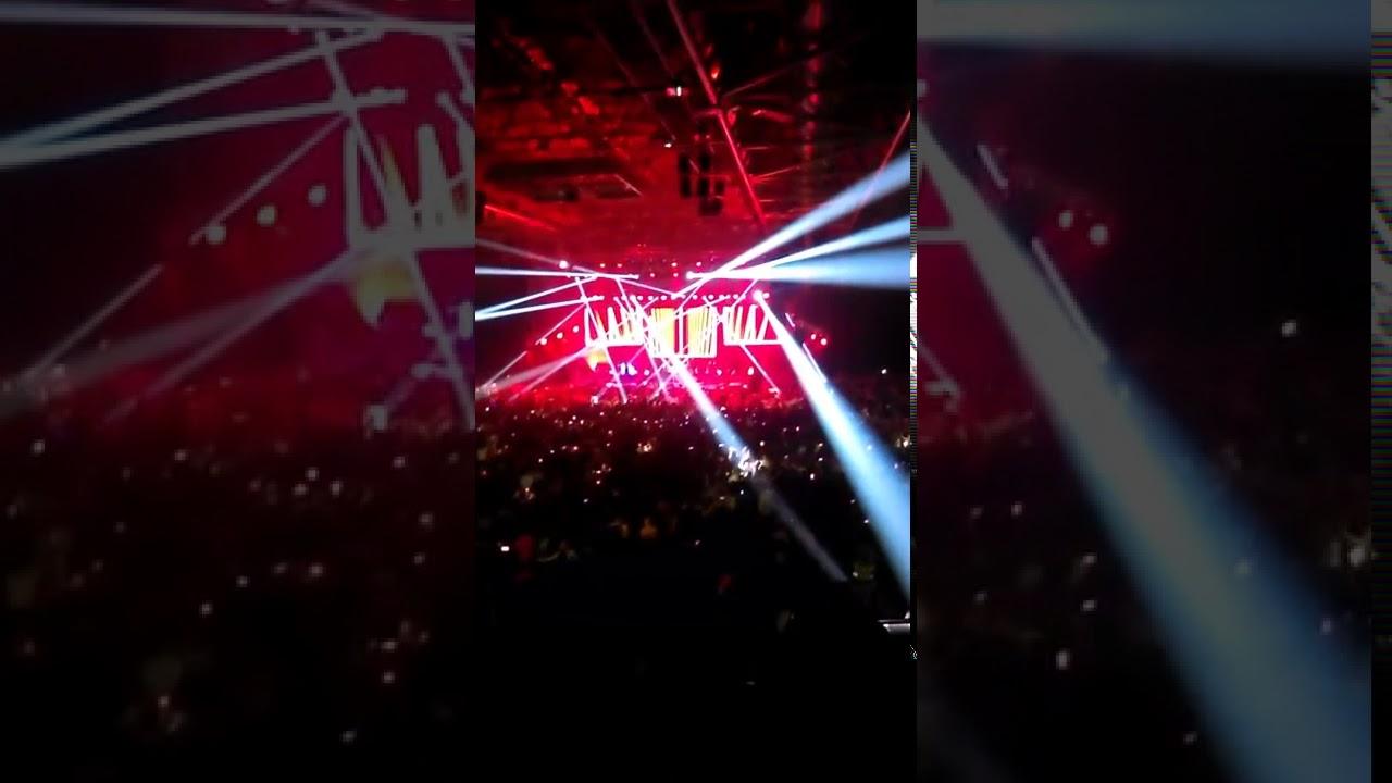 Muharem Serbezovski - Aca Lukas - Koncert Zetra Sarajevo 2017