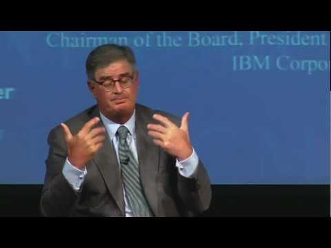 Samuel J. Palmisano: What Changes and What Endures, an IBM ...