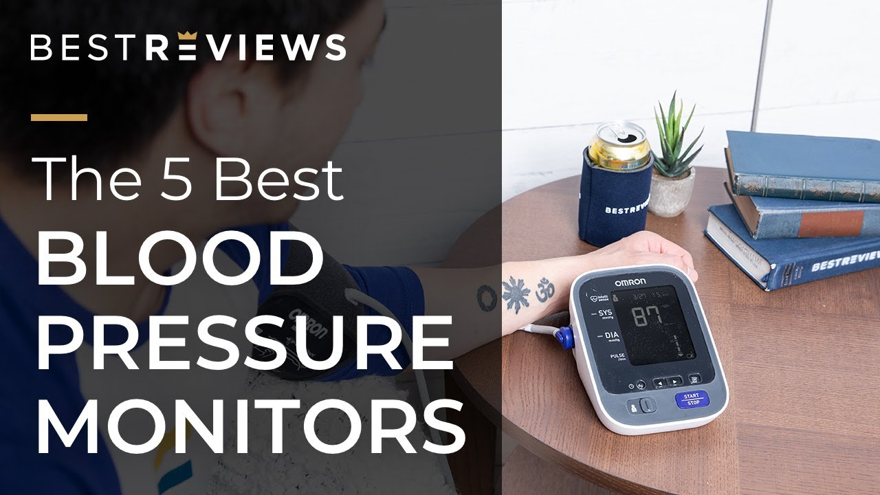 Download Best FDA-Approved Blood Pressure Monitors - Top Arm & Wrist Devices for 2020