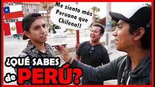 ¿Qué piensan de PERÚ los Chilenos? en Arica ¡INCREÍBLE! | Peruvian Life