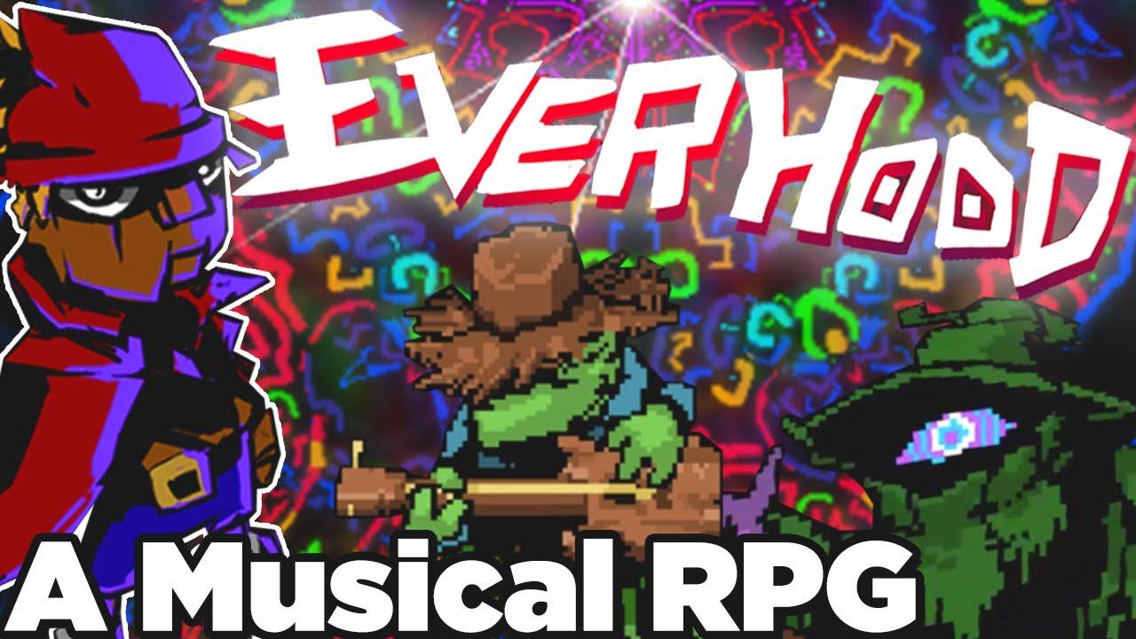 Everhood: The Musical RPG I Never Knew I Needed
