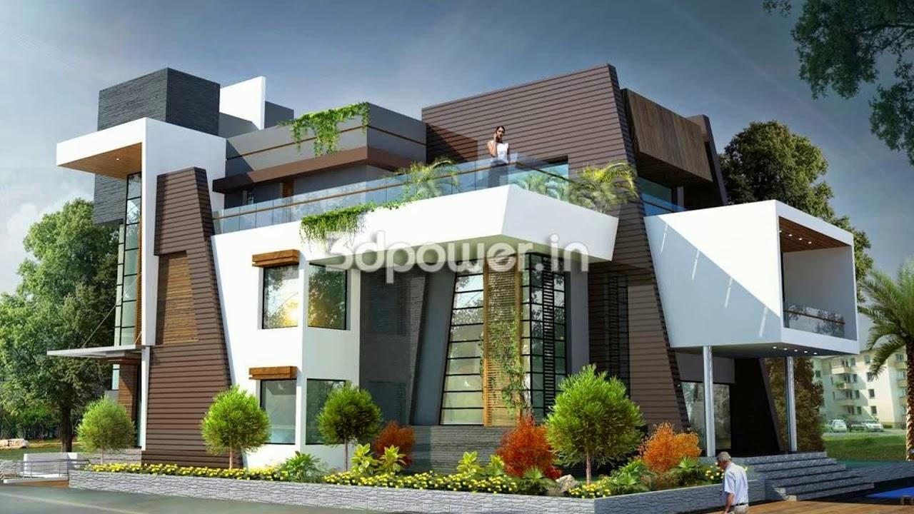 Modern Bungalow Ideas Best Famous Interior Exterior Decor