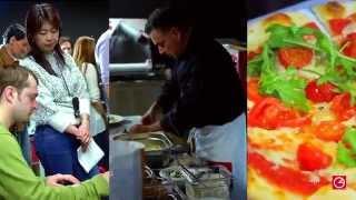 Как приготовить настоящую итальянскую пиццу? Мастер-класс бренд-шефа Pizza Group