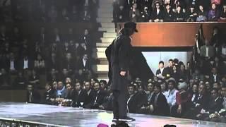 会場:国立代々木競技場 第二体育館 日時:2010年4月1日 演出:山本耀司...
