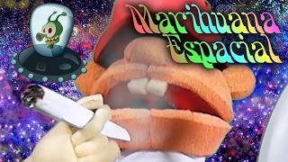 Código de Policía y marihuana en el espacio