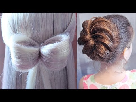 15 причесок в школу - Hairstyles by REM