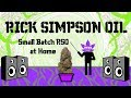 How to Make Rick Simpson Oil (RSO/Phoenix Tears): Small Batch Hash Oil at Home
