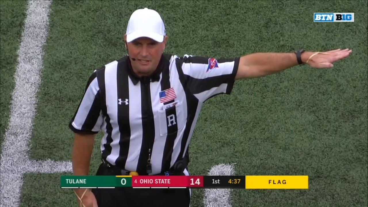reputable site 1ab0e 31f47 2018 - Tulane Green Wave at Ohio State Buckeyes in 40 Minutes