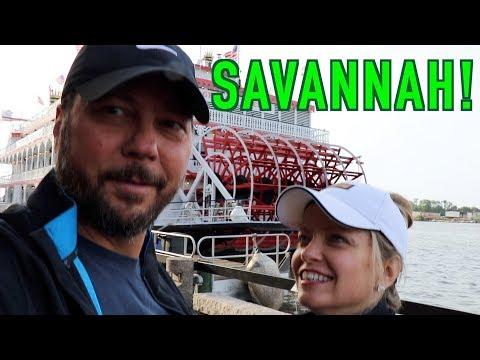 Full Time RV | Changing Lanes In Savannah Georgia!