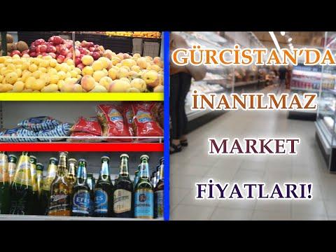 Gürcistan Market Fiyatları 2019! İnanamayacaksınız!