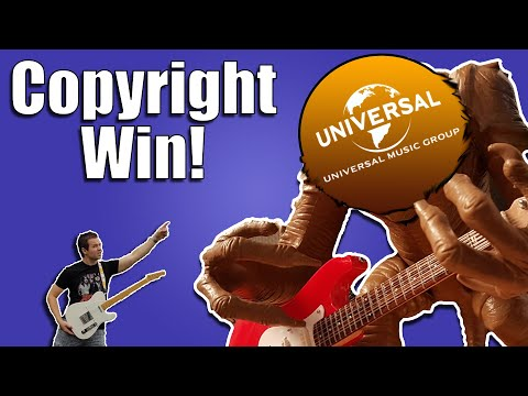 How My Copyright Claim from UMG (Universal Music Group) Got