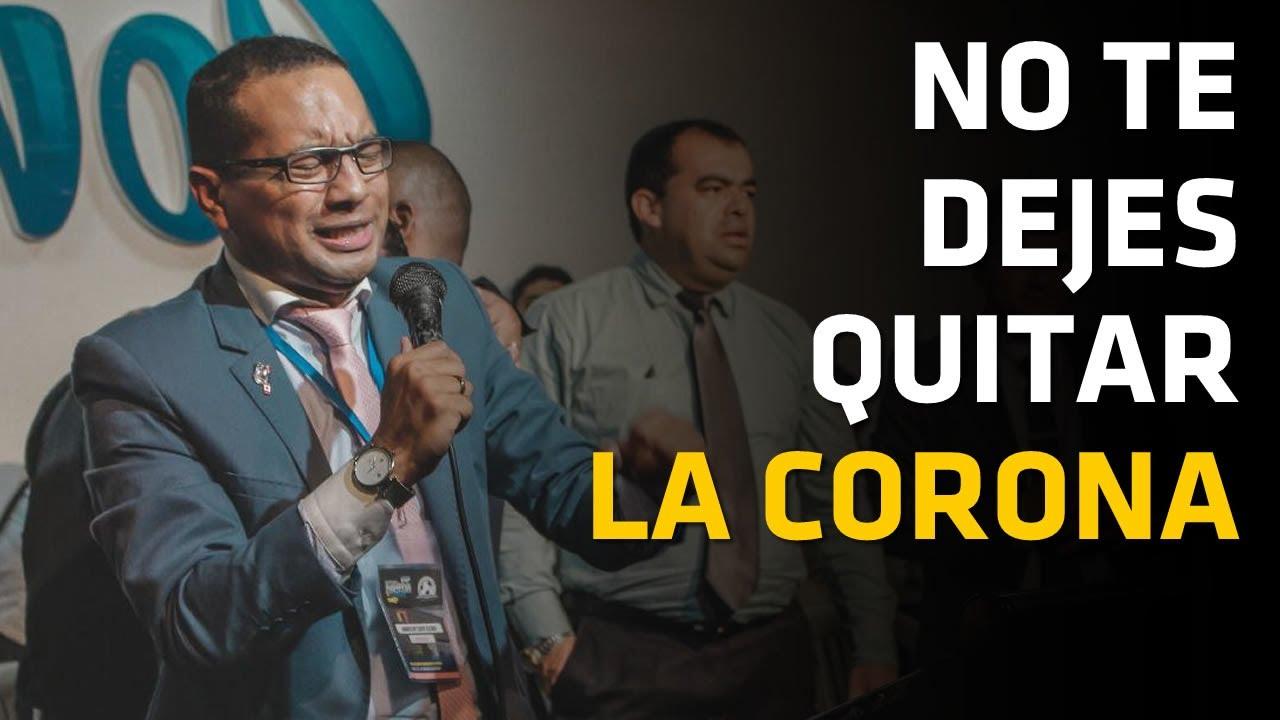 NO TE DEJES QUITAR LA CORONA - CARLOS PEREZ