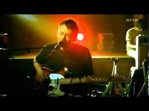 radiohead - i will (no man's land) (live in paris)