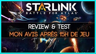 Review after fifteen hours || Test & Discover || Starlink : Battle for Atlas