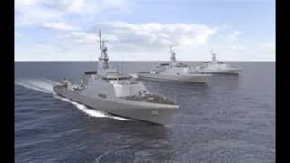 Philippine Navy Desired Forced