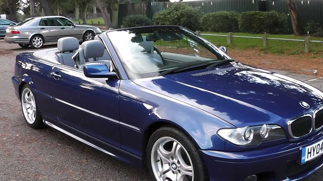 bmw 318ci sport convertible 2004 leather elec seats. Black Bedroom Furniture Sets. Home Design Ideas