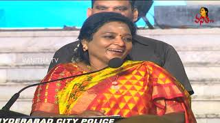 Telangana Governor Tamilisai Soundararajan About Vanitha TV