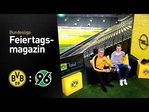 BVB Matchday Magazine w/ Maximilian Philipp | BVB - Hannover 96