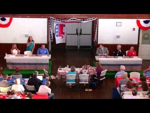 Political Forum - Superintendent of Schools