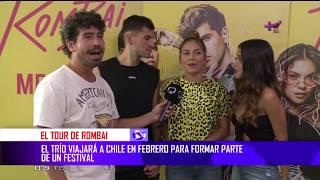 Rombai Presentó El  De
