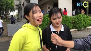 Phỏng vấn tân sinh viên Khóa 44 I Khoa Công Nghệ I Trường Đại học Cần Thơ