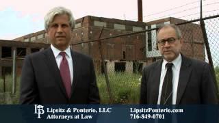Buffalo Mesothelioma Lawyer - Asbestos Job Sites - Lipsitz & Ponterio, LLC