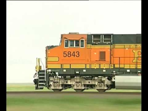 Thumbnail: High speed freight train Texas