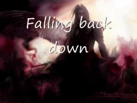 Saving Abel Angel Without wings w/ lyrics HQ