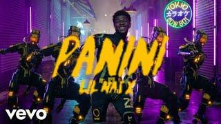 Lil Nas X - Panini Lyrics Inglish